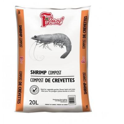 Compost de Crevettes, 20L